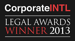 legal awards 2013 logo